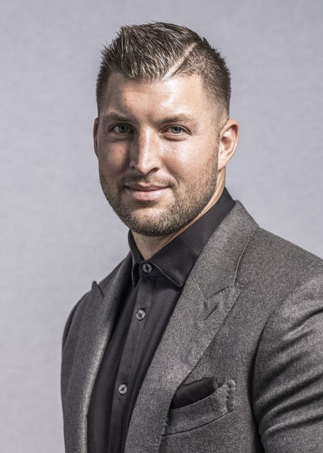 Be Bold For Jesus Conference Speaker - Tim Tebow