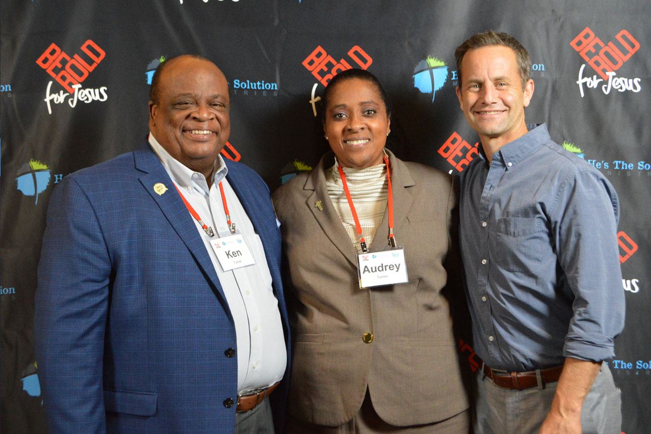 Be Bold For Jesus Conference - Kirk Cameron and the Turners